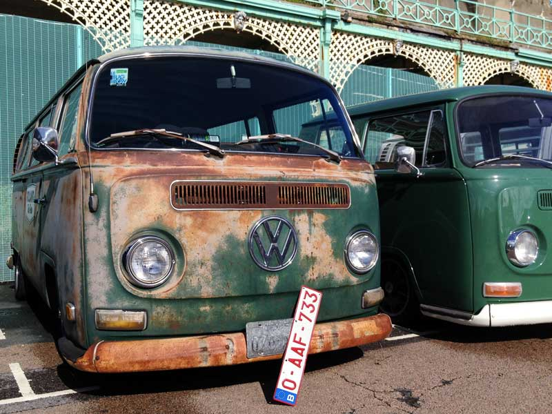 sweet looking sunburnt Early Bay deluxe – awesome
