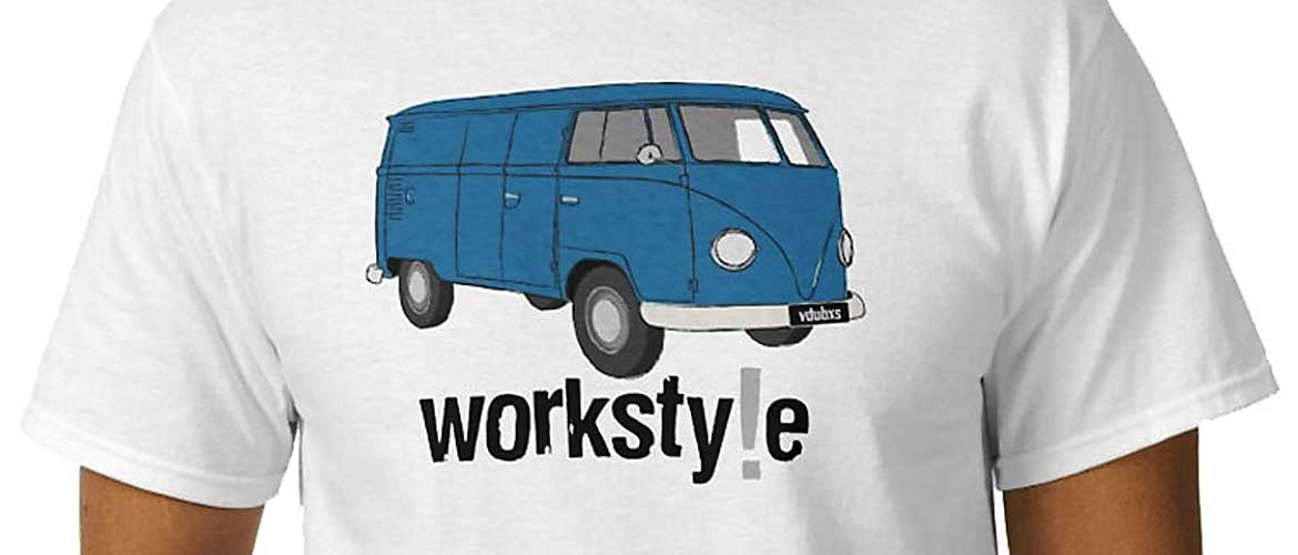Workstyle…