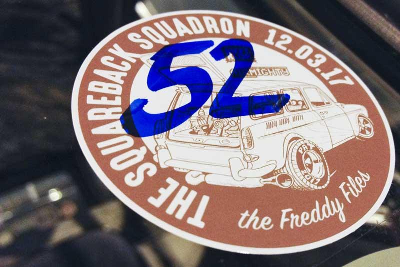 Nº52 - the early bird catches a good parking spot