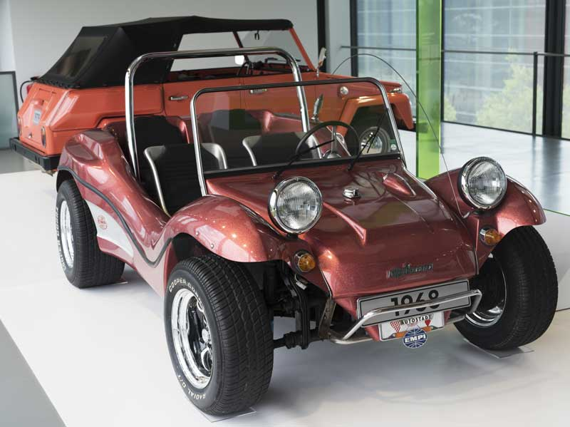 EMPI Imp Dune Buggy and VW 181