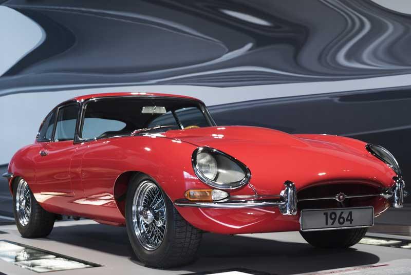 1964 Jaguar E Type