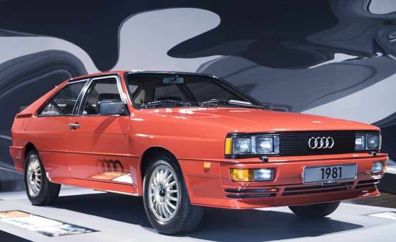 Audi Quattro 2.1