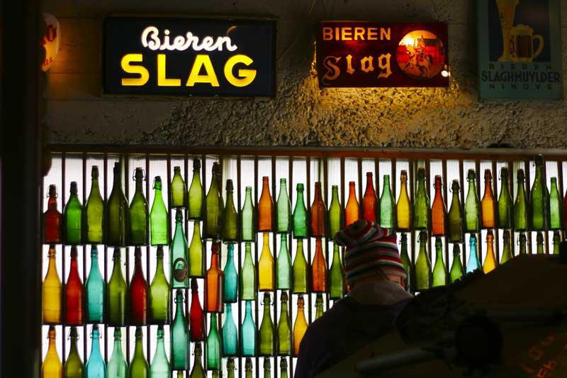 the brewery Slaghmuylder was founded in 1860 by Emmanuel Slaghmuylder