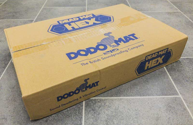 A 30 Sheet box of Dodo Dead Mat Hex