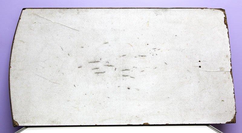 Original Canterbury Pitt table (top)