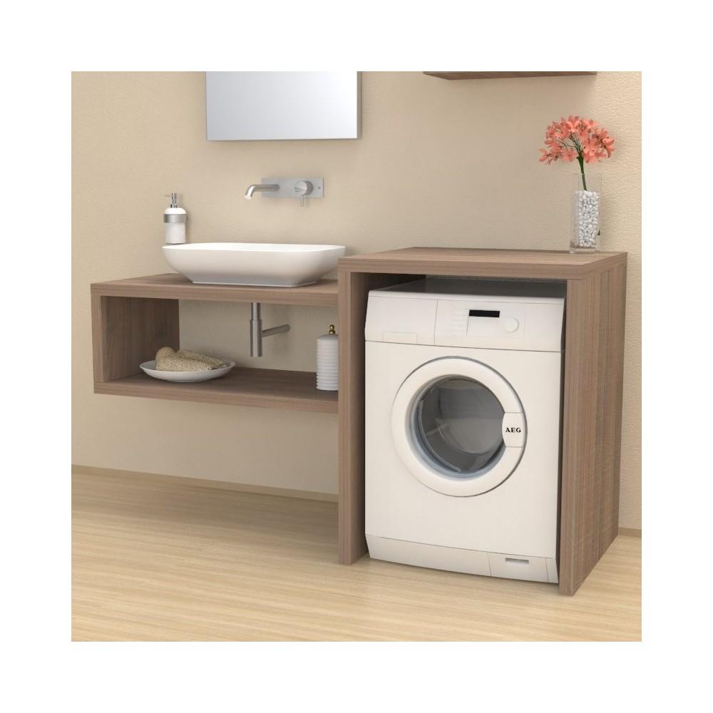 meuble couvercle machine a laver stoccolma