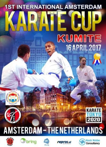 1st International Amsterdam Karate Cup
