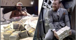 Mayweather vs McGregor Pay-Per-View Prijs onthuld