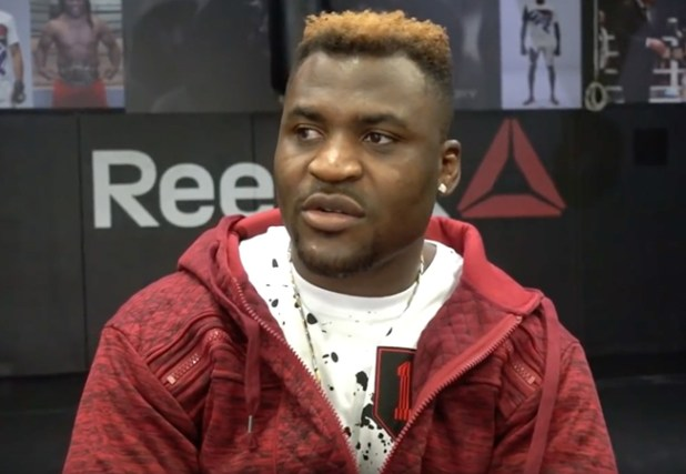 Francis Ngannou: Knockouts To Inspire UFC 220 documentaire