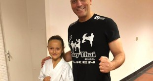 Talent in beeld: Naomi Kramer, van Karate en Thaiboks school Alken