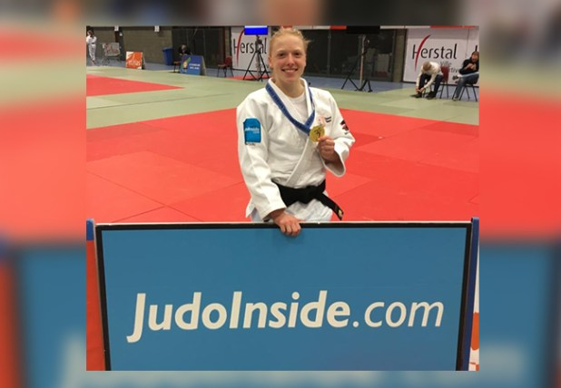 Nederlands judo talent stunt bij Belgisch Open