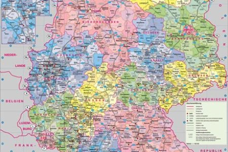 large detailed of koblenz map » Another Maps [Get Maps on HD] | Full ...
