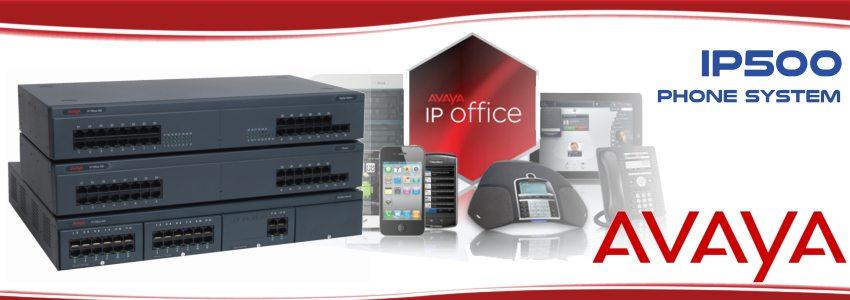 Avaya IP500 Dubai