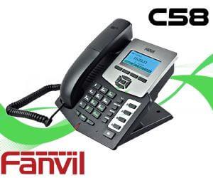 Fanvil-C58-VoIP-Phone-Dubai