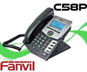 Fanvil-C58P-VoIP-Phone-Dubai