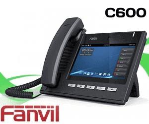 Fanvil-C600-IPPhone-Dubai-UAE