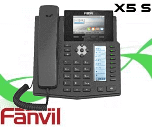 Fanvil-X5S-IP-Phone-Dubai-UAE