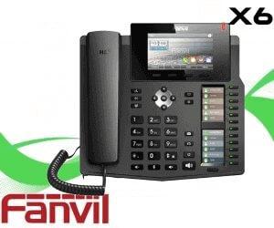 Fanvil-X6-IPPhone-UAE