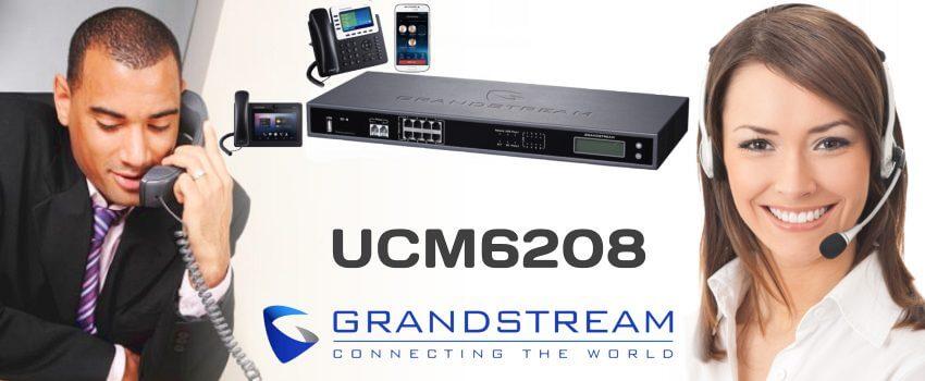 Grandstream UCM6208