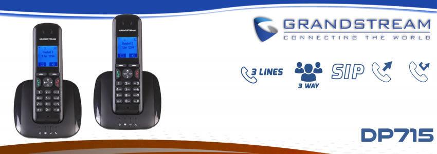 Grandstream DP715 Dect Phone Dubai