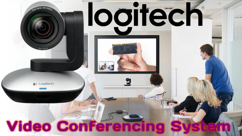 Logitech Video Conferencing System Dubai   Logitech PTZ