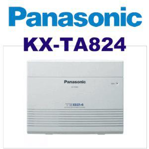 PANASONIC-KX824-PBX