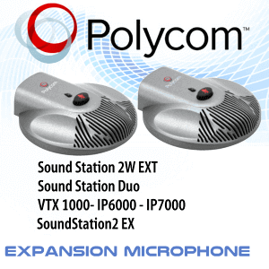 Polycom-Expansion-Microphone-Dubai-UAE