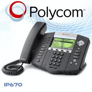 Polycom-IP670-Dubai-UAE