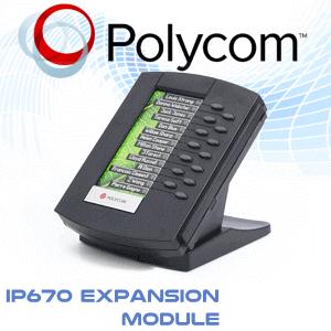 Polycom-IP670-EXPANSION-MODULE-Dubai-UAE