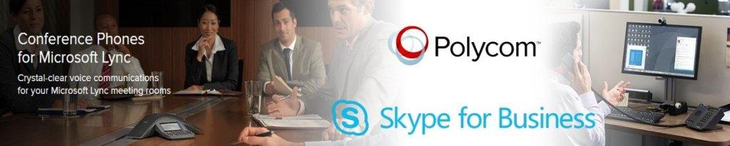 Polycom Skype For business Phones Dubai | Lync Phones