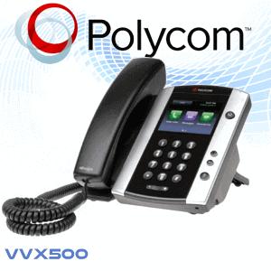 Polycom-VVX500-Dubai-UAE