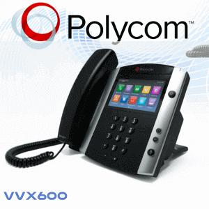 Polycom-VVX600-Dubai-UAE