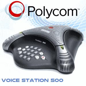 Polycom-VoiceStation500-Dubai-UAE