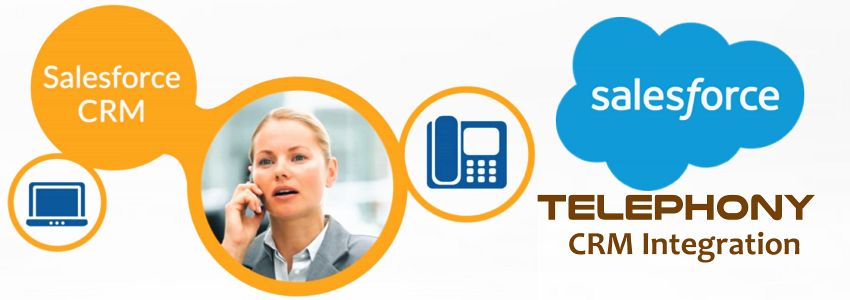sales force telephone integration
