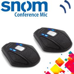 Snom-Conference-Microphone-Dubai-UAE