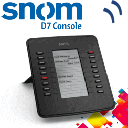 Snom-D7-Reception-Console-Dubai-UAE