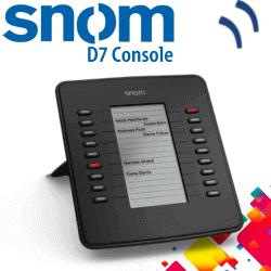 Snom-D7-Reception-Console-Dubai-UAE