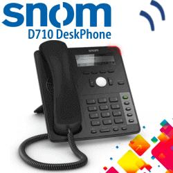 Snom-D710-IPPhone-Dubai-UAE