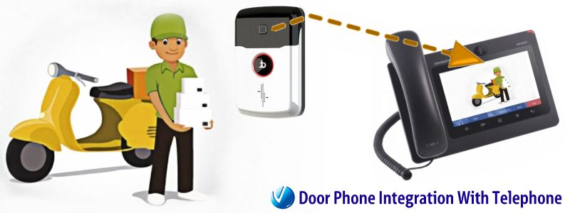 Sip Door Phone Dubai
