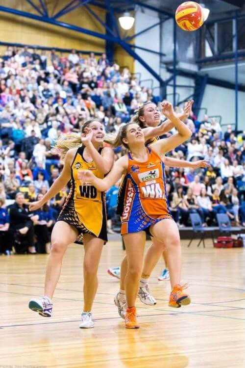 Netball Clinics at Vector Health