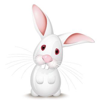 Resultado de imagen de imagen conejo caricatura
