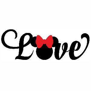 Download Love Disney svg   Love Disney vector download