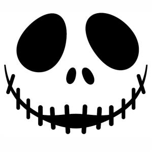 Download Nightmare Before Christmas sVG file | Jack Skellington svg ...