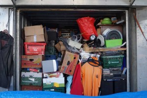 Emptying your garage/storage can helpreduce the time your move will take.