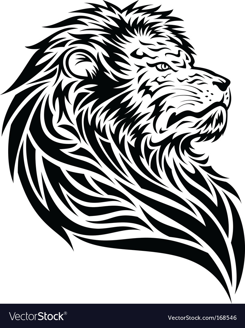 Lions have been a symbol for power in nearly every world culture and designs