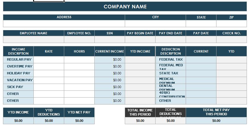 10/03/2021· payroll check template is the format of this document for paying the working professional. 10 Best Payroll Check Templates For Free