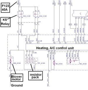 Vauxhall Vectra B Wiring Diagram