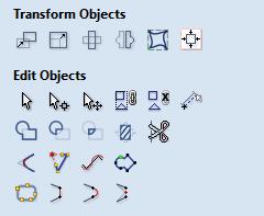 Vectric VCarve Desktop Transform & Editing