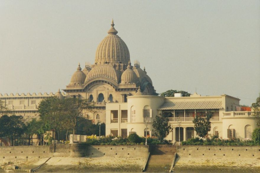 4 Belur Math from the Ganges - Photo 1