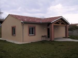 Couverture Albi : Couverture Club House Centre Equestre Lavaziere